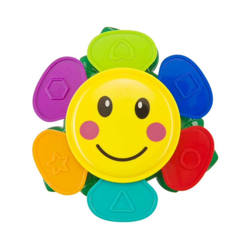Набор для купания Flower Puzzle Happy Baby 330641