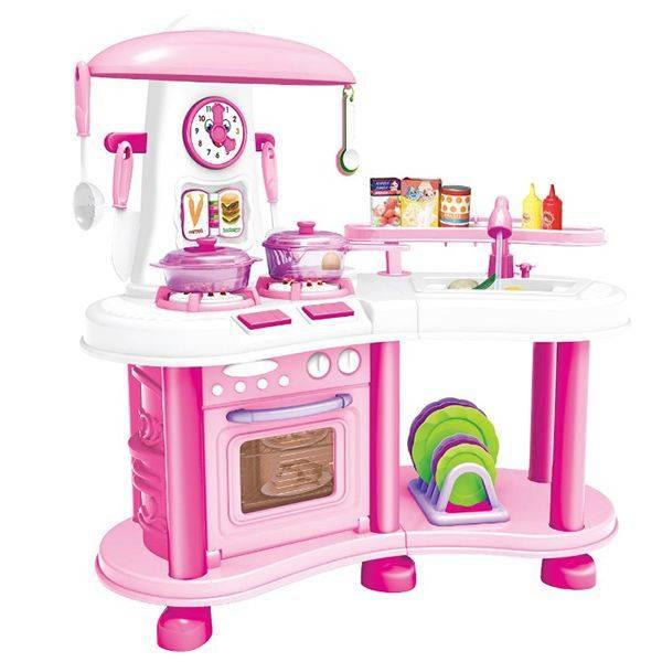 """Набор игровой """"Кухня как у мамы"""" (свет, звук, работающий ..."""