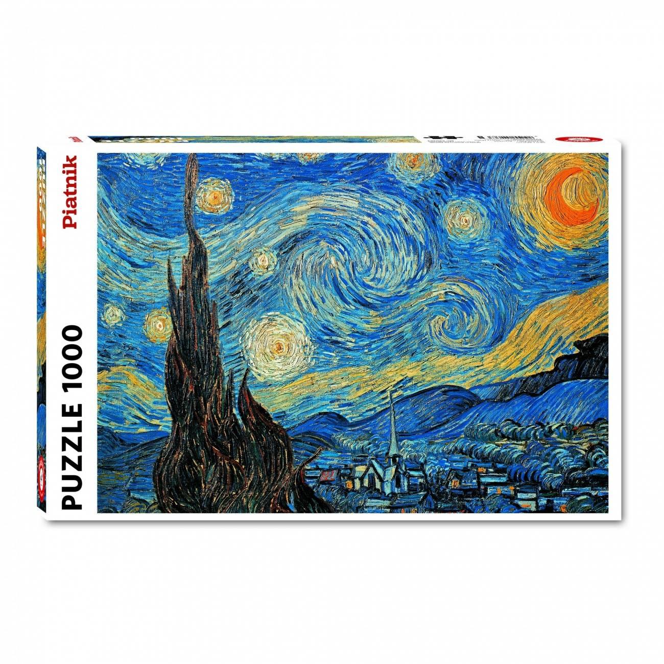 что если картина ван гога звездная ночь оригинал фото четырьмя спальнями