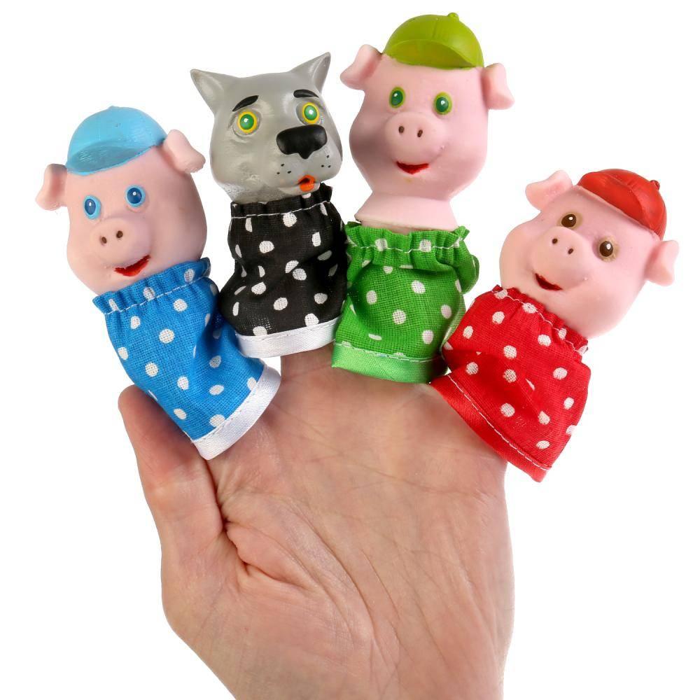 Картинки для пальчиковых кукол