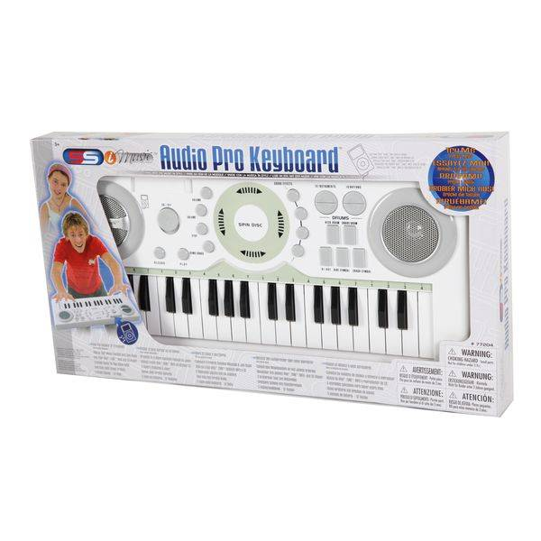 Синтезатор Audio Pro Keyboard, 37 клавиш SS Music Б49050 77204