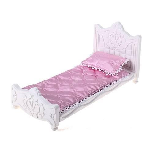 Мебель для кукол кровать